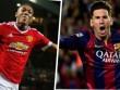 MU đánh bại Real Madrid: Báo chí ví Martial với Messi
