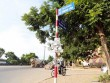 Lạ lùng cây cột biển số xe ô tô ở Hà Nội