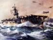 Chuyện hai đặc công Việt Nam đánh chìm tàu sân bay Mỹ