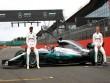 """Đua xe F1: Phía sau điểm yếu của Nhà Vua là """"con quái vật"""""""