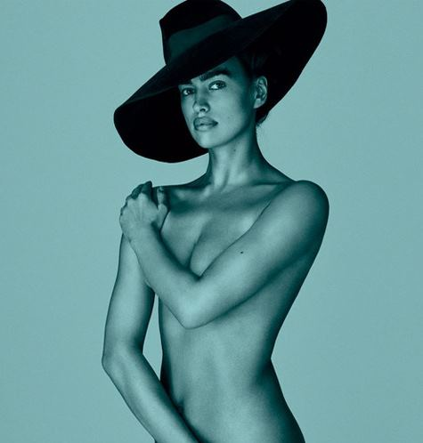 Ảnh bán nude mới của Irina Shayk liệu có làm CR7 tiếc đứt ruột? - 1