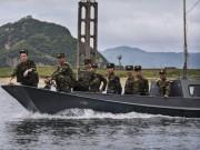 Trung Quốc tăng quân ở biên giới với Triều Tiên làm gì?