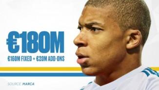 Real & Monaco chốt giá: Bom tấn Mbappe 180 triệu euro sắp nổ