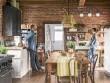 Mê mẩn căn nhà vintage cải tạo từ nhà bỏ hoang