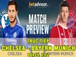 TRỰC TIẾP bóng đá Chelsea - Bayern Munich: Lewandowski thử tài Courtois