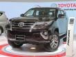 Toyota Fortuner khiến lượng xe nhập khẩu từ Indonesia tăng vọt