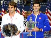 """Thể thao - Djokovic lỡ hẹn, US Open sẽ lại là """"đất Thánh"""" của Federer"""