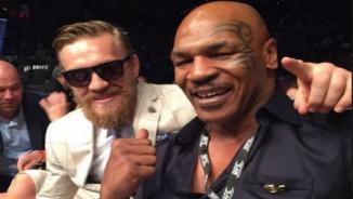"""Bị dọa giết bởi Mayweather, McGregor xưng là """"cha đẻ"""" Mike Tyson"""