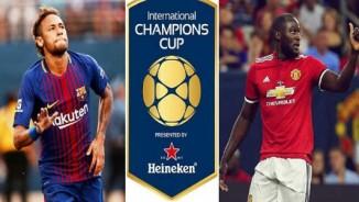 TRỰC TIẾP Barcelona - MU: Chờ Mourinho giải toán khó