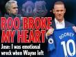 Chuyển nhượng MU 26/7: Mourinho bỗng nhớ Rooney da diết