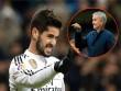 Chuyển nhượng Real 26/7: Isco được Mourinho tiếp cận