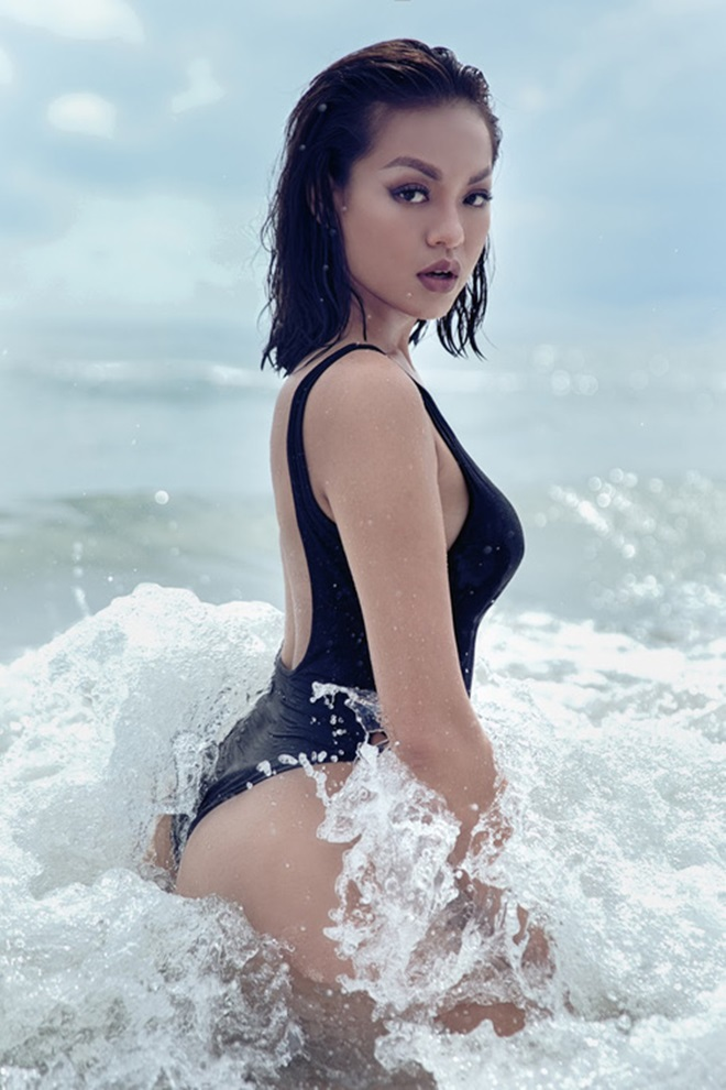 """Các """"nữ thần bikini Việt"""" đều có một đặc điểm chung - 1"""