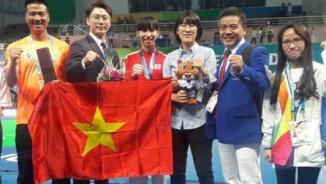 Hot girl Taekwondo VN từ HCB thế giới tới HCV SEA Games