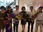 Giáo dục - du học - 5 'chàng trai vàng' Olympic được tuyển thẳng đại học bách khoa Hà Nội