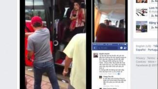 """""""Dậy sóng"""" clip 2 nữ khách Tây bị đuổi khỏi xe: Nhà xe nói gì?"""