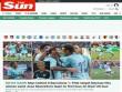 """Barca hạ MU: Báo chí mê mệt với Neymar, chê dàn SAO """"Quỷ đỏ"""""""