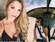 Cô gái nóng bỏng trở thành nữ phi công đẹp nhất thế giới
