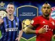 Chi tiết Bayern Munich - Inter Milan: Thất bại xứng đáng (KT)