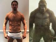 """King Kong"" Ibrahimovic hồi phục thần kỳ, quyết tái ngộ MU"