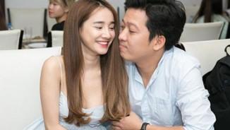 Nhã Phương đã chia tay Trường Giang sau 2 năm hẹn hò?