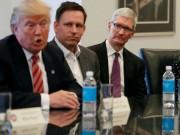 Tim Cook phản đối lệnh cấm người chuyển giới nhập ngũ của Donald Trump