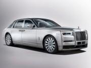 Rolls-Royce Phantom thế hệ 8 hoàn toàn mới ra mắt