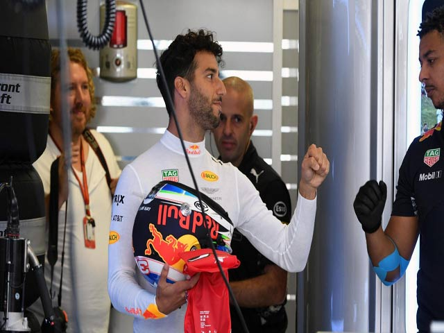 Đua xe F1, chạy thử Hungarian GP: