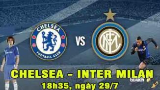 """Nhận định bóng đá Chelsea - Inter Milan: Chờ Morata 70 triệu bảng """"cứu giá"""""""