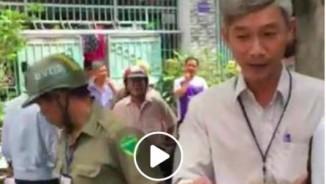 Nội tình vụ cán bộ phường phá khóa vào nhà dân bắt gà