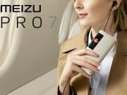 Dế sắp ra lò - Meizu Pro 7 và Pro 7 Plus: cặp smartphone hai màn hình, camera sau kép