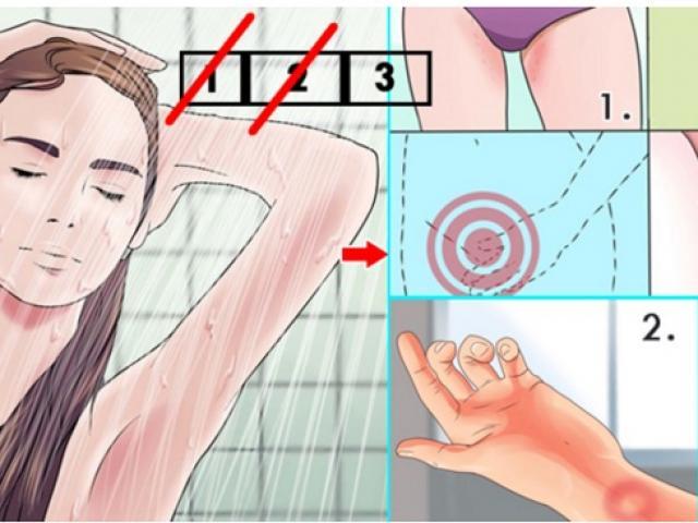 Tác hại rợn người của việc quá 2 ngày không tắm