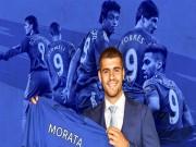 """Bóng đá - Chelsea: Morata nguy cơ """"bom xịt"""" và lời nguyền số 9 quỷ ám"""