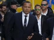 """Bóng đá - Bố con Neymar 1 tuần kiếm 1600 tỉ ở PSG, Barca chơi trò """"2 mặt"""""""