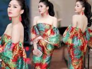 Thời trang - Tuyển tập váy mỏng tang, trễ nải của Kỳ Duyên