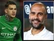 Thủ môn Man City đắt nhất thế giới: Đỉnh như De Gea