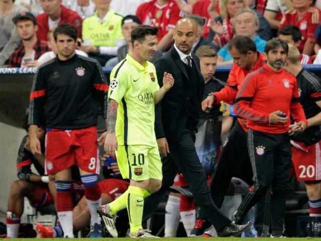 Messi từng nổi loạn như Neymar, suýt tháo chạy đến Man City