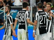AS Roma - Juventus: Giằng co nghẹt thở trên chấm 11m