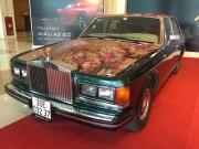 Chiếc Rolls-Royce  ' cổ '  nhất Việt Nam có gì đặc biệt?