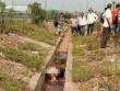 Phát hiện xác người phụ nữ dưới cống nước cạnh đường cao tốc