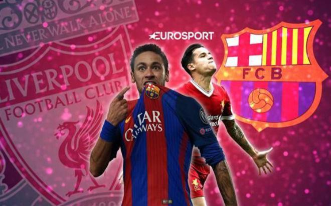 """Barca bán Neymar, mua Coutinho: Đem sai lầm """"vá"""" sai lầm - 1"""