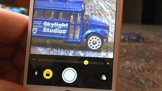 """""""Hô biến"""" iPhone thành chiếc kính lúp để phóng to văn bản - 5"""