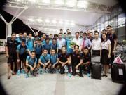 """Bóng đá - U23 Việt Nam sang Hàn Quốc """"luyện binh"""" tiến đánh SEA Games"""