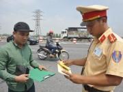Tin tức trong ngày - Cục CSGT lên tiếng về thông tin tăng mức phạt vi phạm giao thông từ 1.8