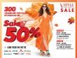 300 thương hiệu thời trang, mỹ phẩm cao cấp giảm 50% tại VStyle's Private Sale