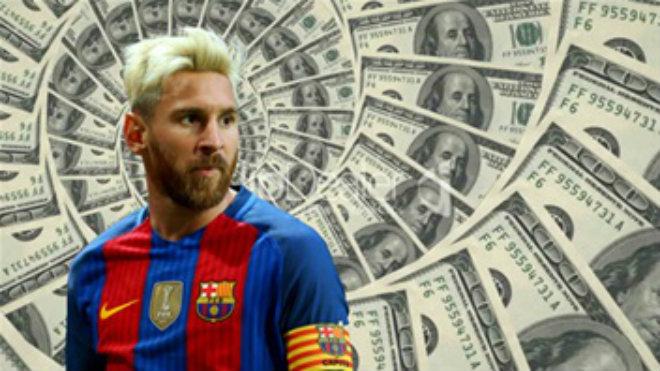 Nghiên cứu sốc: Tài năng Messi không xứng mức lương 14,7 tỉ VNĐ/tuần - 1
