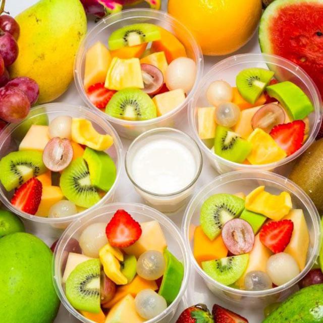 Cách làm hoa quả dầm ngon tuyệt cực đơn giản tại nhà