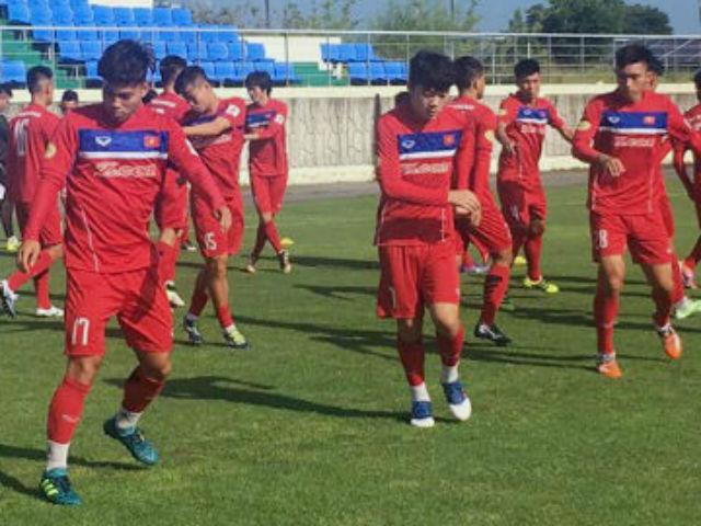 U23 Việt Nam rèn tốc độ, chờ đọ sức với sao Hàn Quốc