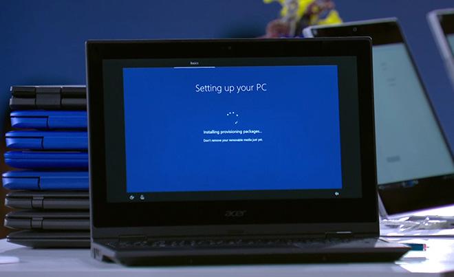 Cách tải và cài đặt Windows 10 S cho máy tính cá nhân - 1