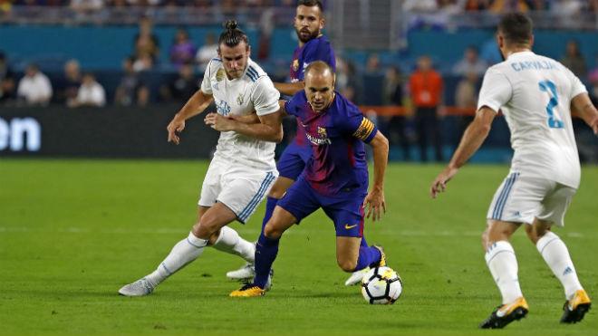 """Real Madrid - MLS All Stars: Chạy đà hoàn hảo, """"nắn gân"""" MU - 1"""