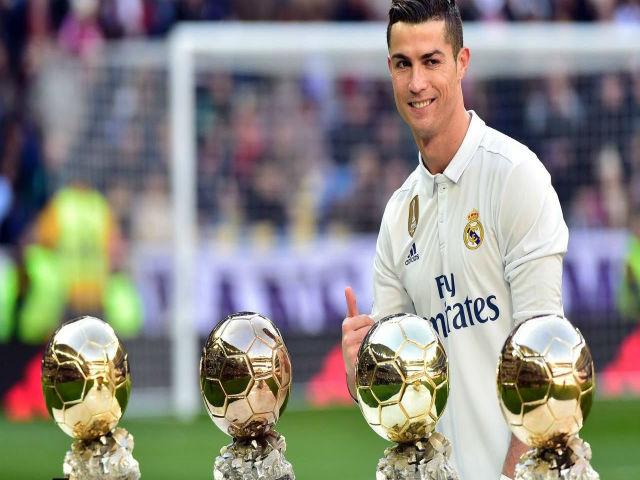Ronaldo nghi trốn thuế: Không sợ đi tù, chỉ lo Messi cướp Bóng vàng